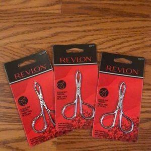 Revlon Scissor Grip Slant Tweezer (3 pack)